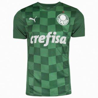 Imagem - Camiseta Puma Palmeiras 1 Masculina  cód: 060307