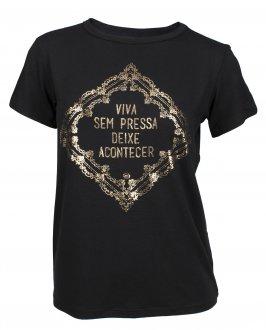 Imagem - Camiseta Rola Moça Viscose Feminina cód: 057904