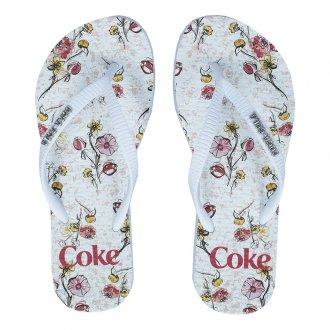 Imagem - Chinelo Coca Cola Connection Infantil cód: 060806