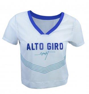 Imagem - Cropped Alto Giro Power Net Sport Feminino cód: 051365