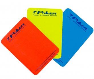 Imagem - Kit Cartões de Árbitro Poker cód: 030601
