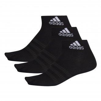 Imagem - Meia Cano Médio Adidas Ankle 3 Pack cód: 059643