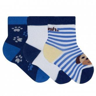Imagem - Meia Mash Kit 3 Pack Baby cód: 059197