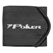 Imagem - Munhequeira Poker Ajustável Basic cód: 058517