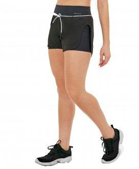 Imagem - Shorts 2 Em 1 Alto Giro Tecnospan Feminino cód: 060168
