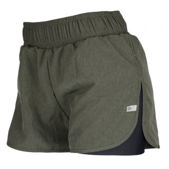 Imagem - Shorts 2 Em 1 Alto Giro Tecnospan Feminino cód: 060455