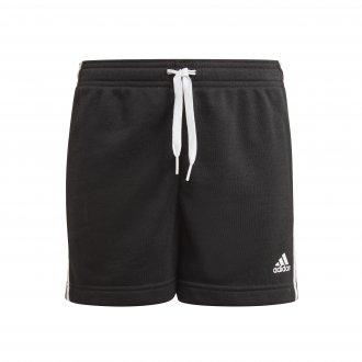 Imagem - Shorts Moletom Adidas Essentials 3-Stripes Infantil cód: 060269