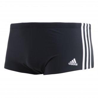 Imagem - Sunga Slip Adidas Poliamida 3s Wide Masculina cód: 058670