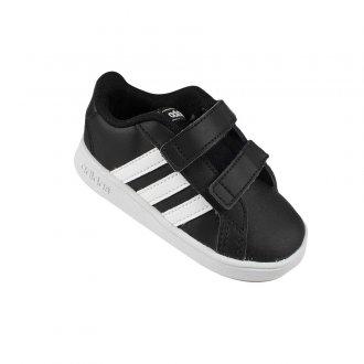 Imagem - Tênis Adidas Casual Grand Court Infantil cód: 059628