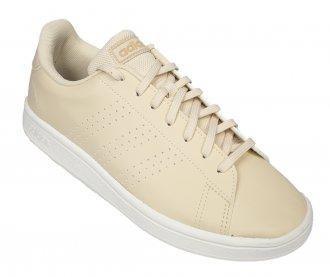 Imagem - Tênis Casual Adidas Advantage Base Feminino cód: 056494