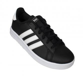 Imagem - Tênis Casual Adidas Grand Court K Juvenil cód: 055519