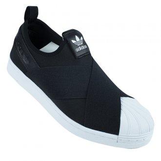 Imagem - Tênis Casual Adidas Superstar Slip On Feminino cód: 059782