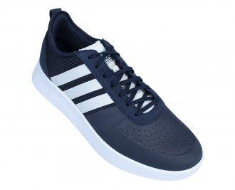 Imagem - Tênis Casual EVA Adidas Court 80s Masculino cód: 051835