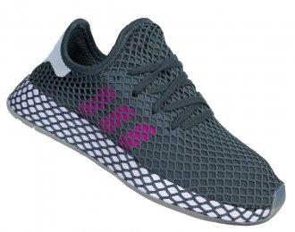Imagem - Tênis Casual EVA Adidas Deerupt Runner Feminino  cód: 051073