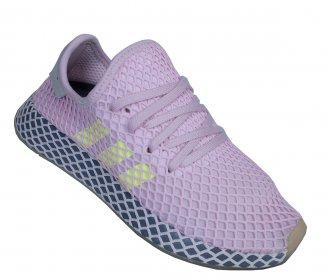 Imagem - Tênis Casual EVA Adidas Deerupt Runner Feminino cód: 051072
