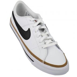 Imagem - Tênis Casual Nike Court Legacy Juvenil cód: 060501