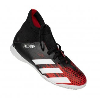 Imagem - Tênis Futsal Adidas Predator 20.3 Infantil cód: 056146