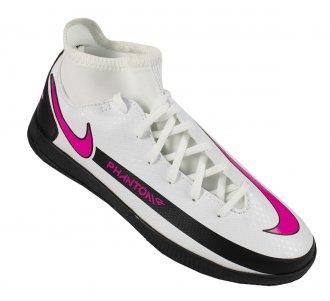 Imagem - Tênis Futsal Nike Jr Phantom Gt Club Df Juvenil cód: 059152