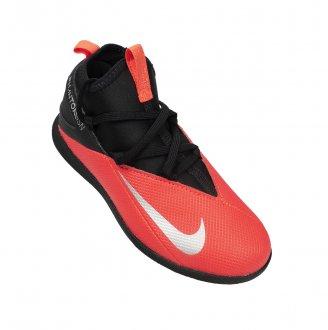 Imagem - Tênis Futsal Nike Phantom Vision 2 Club Juvenil cód: 055357
