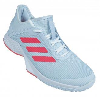 Imagem - Tênis Indoor Adidas Adizero Club Feminino cód: 058720