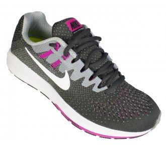 Imagem - Tênis Passeio Nike Air Zoom Structure 20 Feminino cód: 041235