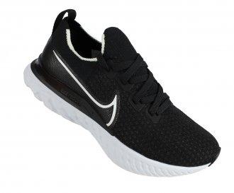 Imagem - Tênis Passeio Nike React Infinity Run Fk Feminino cód: 057606