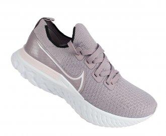 Imagem - Tênis Passeio Nike React Infinity Run Fk Feminino cód: 057607