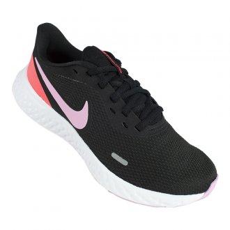 Imagem - Tênis Passeio Nike Revolution 5 Feminino cód: 057285