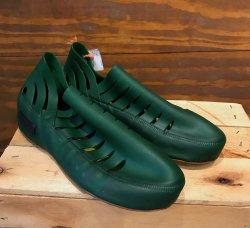Imagem - Sapato de Látex Verde - 256