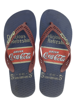 Imagem - Chinelo Masculino Coca Cola Foutains - 263531