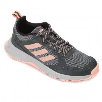 Imagem - Tênis Adidas Feminino Rockadia Trail 3.0 Ideal para aventuras em trilhas - 273311