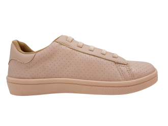 Imagem - Tênis Feminino Amábile Shoes Casual com Cadarço Elástico T121 - 270262