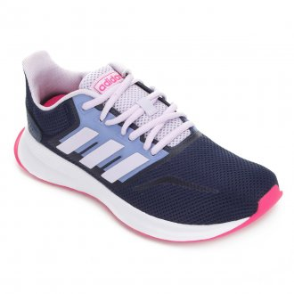 Imagem - Tênis Infantil Adidas Runfalcon K Menina EG2540 Corrida e Treinos - 273308