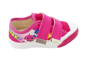 Imagem - Tênis Infantil Kids Menina Personagens Referência CHK900 - 269337