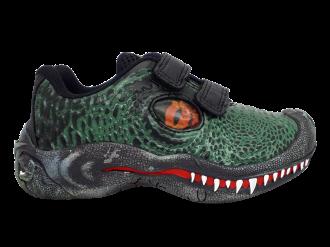 Imagem - Tênis Infantil Vissi Menino Dino World DSP114V Velcro- Dinossauro - 273234