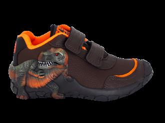 Imagem - Tênis Infantil Vissi Menino Dino World TR134 Velcro - Dinossauro - 273238