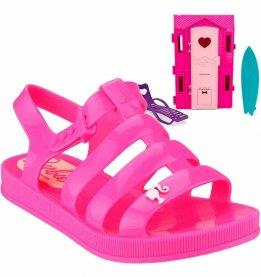 Imagem - Sandalia Infantil Barbie Dreamhouse 21832 cód: 6952183210000292