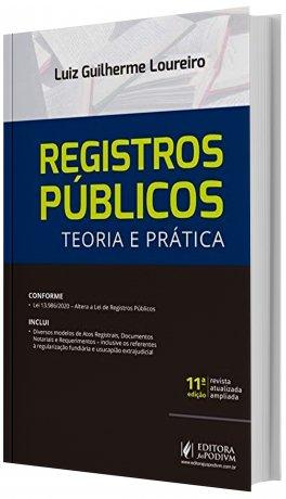 Registros Públicos Teoria e Prática