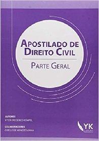 Apostilado de Direito Civil - Parte Geral