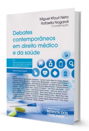 Debates Contemporâneos em Direito Médico e da Saúde