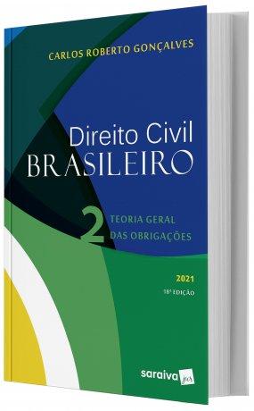 Direito Civil Brasileiro - Teoria das Obrigações - V. 2