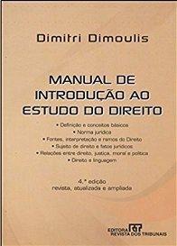 Manual de Introduçao Ao Estudo do Direito