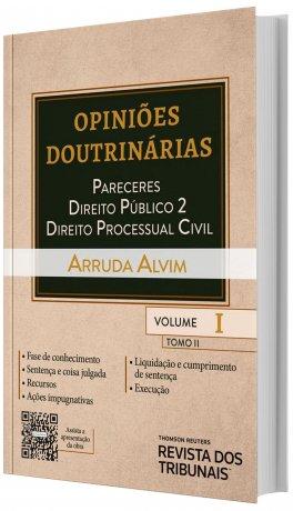Opiniões Doutrinarias - Volume 1 Tomo 2