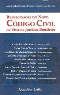 Repercussão do Novo código Civil no Sistema Jurídico Brasileiro