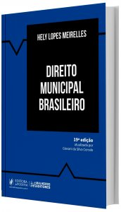 Imagem -  Direito Municipal Brasileiro