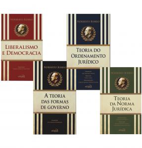 Imagem -  Liberalismo e Democracia, Teoria da Norma Jurídica, a Teoria das Formas do Governo e Teoria do Ordenamento Jurídico