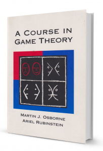Imagem - A Course in Game Theory
