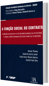 Imagem - Pré-venda: A Função Social do Contrato