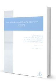 Imagem - A Propósito de Corporate Governance e de Direito das Sociedades e dos Valores Mobiliários
