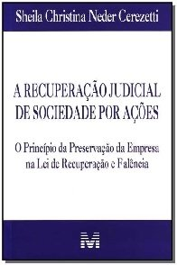 Imagem - A Recuperação Judicial de Sociedade por ações